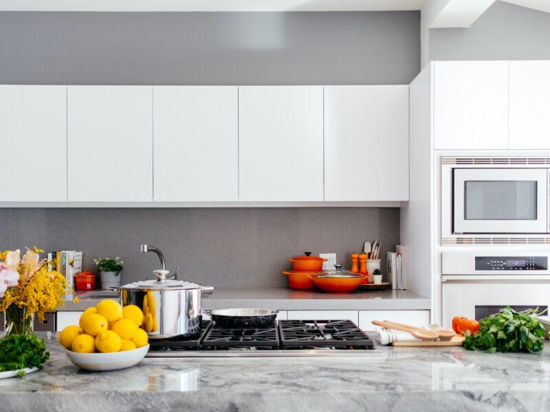 Hoe geef je je keuken een nieuwe look?